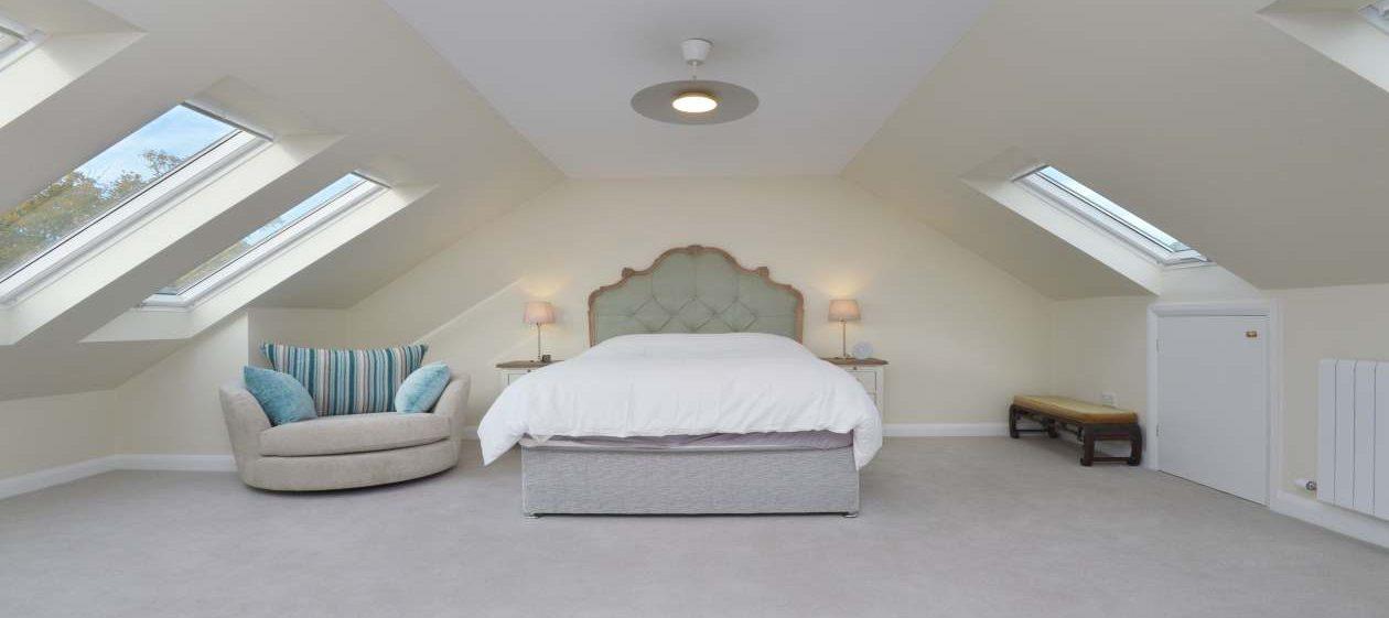 loft extension bedroom edinburgh